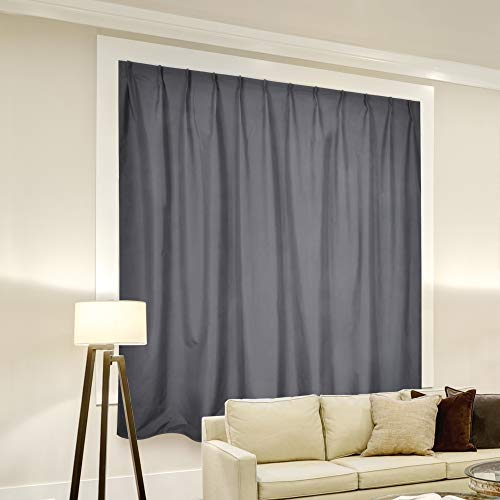 """100% Blackout Window Curtains 