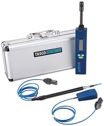 イチネンTASCO デジタル温度計デラックスセット TA410BX