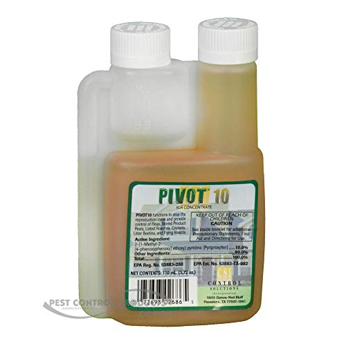 Control Solutions - 82002686 - Pivot 10 - IGR Concentrate - 110 ml
