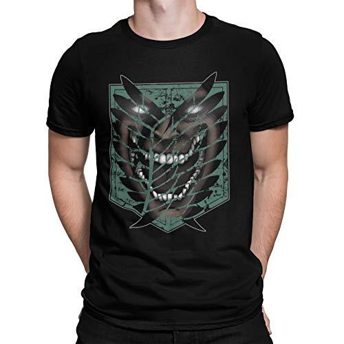 Camisetas La Colmena 509-Titan Legion (Andriu)