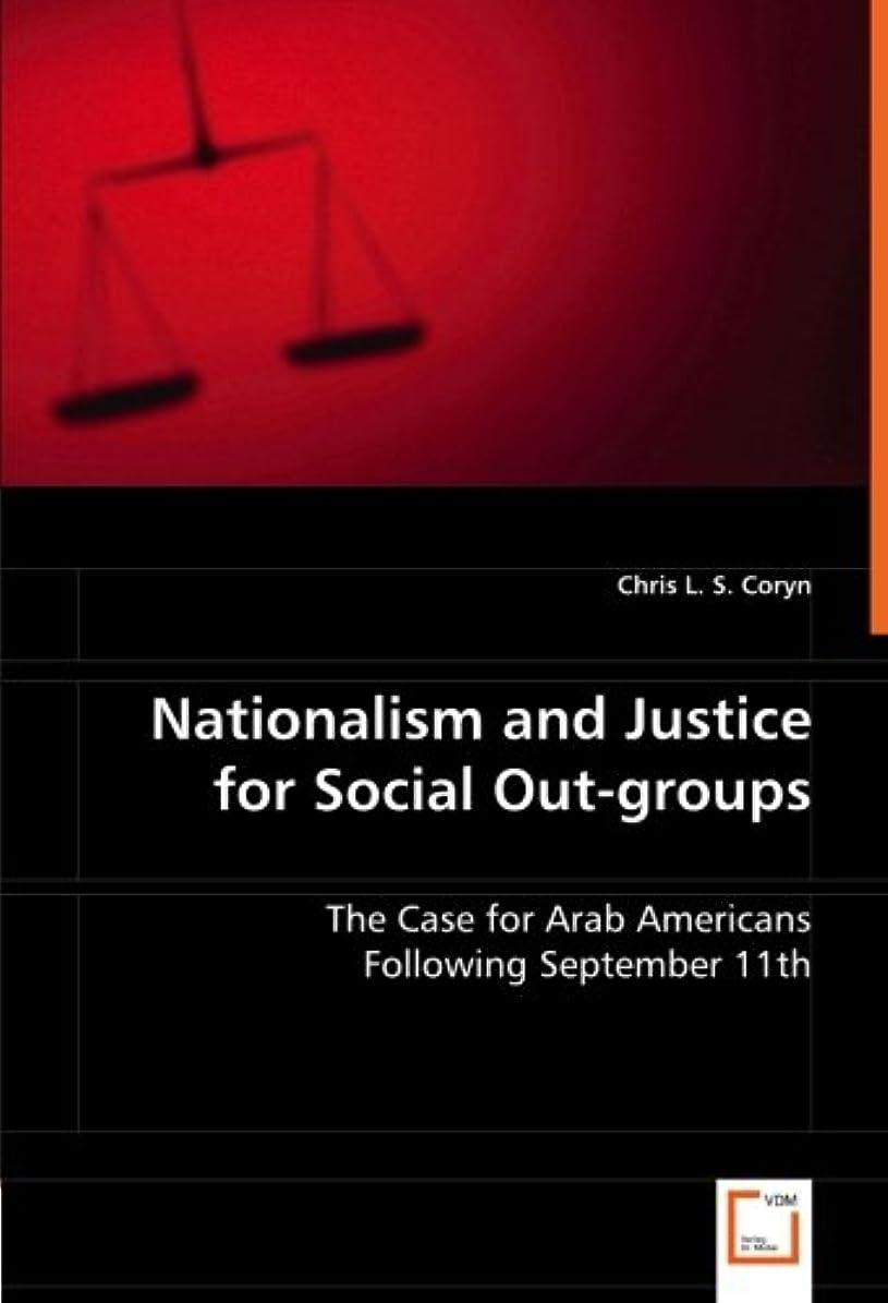 引き金スポンサー意識的Nationalism and Justice for Social Out-groups