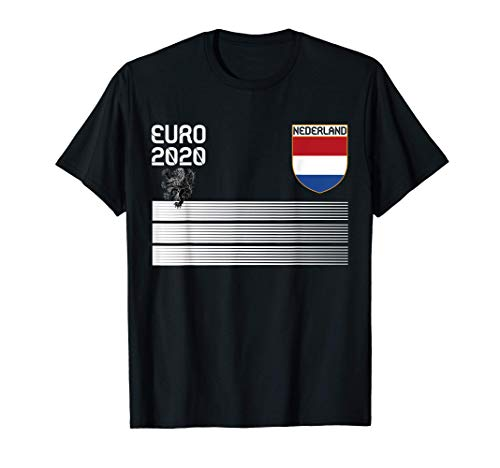 Maglia da calcio Olanda 2020 Olanda Soccer Maglietta