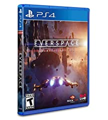 Everspace: Galactic Edition on physical disc for the PlayStation 4 Region free. This release includes all of the game's DLC and the game's full soundtrack on 3 CDs in a thick double-decker jewel case. The soundtrack features over 60 tracks