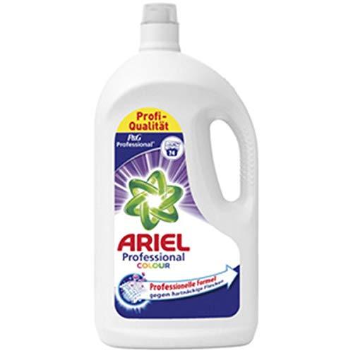 ARIEL PROFESSIONAL Flüssig-Waschmittel Colour, 74 WL