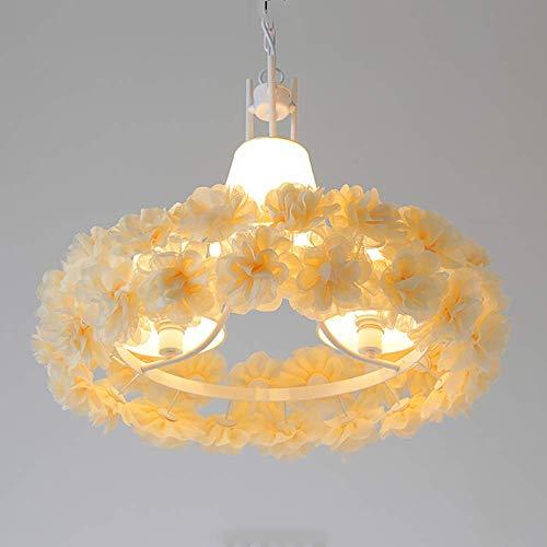 LKK-KK Araña, niños Simples Habitación araña de Calentamiento romántica de la Sala Lámparas Lámpara Creativa Moderna