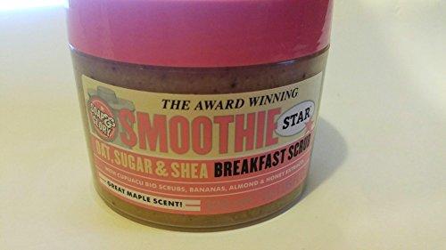 Soap & Glory The Breakfast Scrub Body Exfoliator 300ml