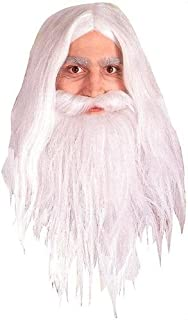 Gandalf Wig and Beard Set Costume Accessory