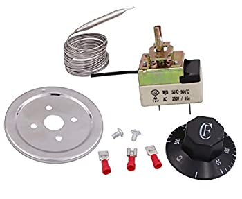 electric deep fryer thermostat