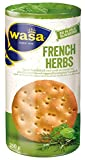 Wasa, Pan crujiente, Runda French Herbs 250gr