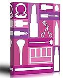 YEHO Art Gallery Canvas Prints Wall Art Oil Paintings for Livingroom Bedroom Home