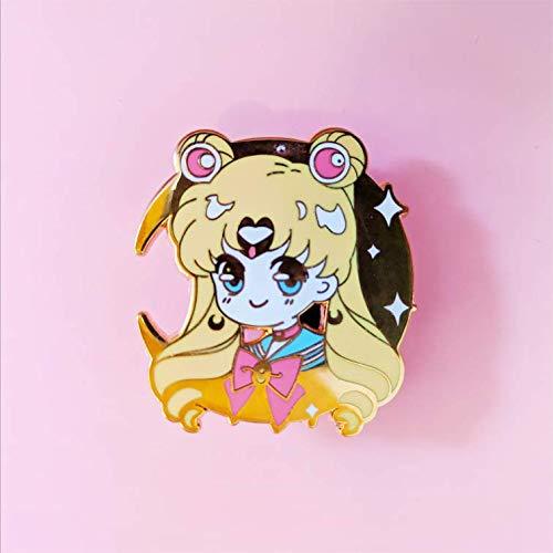 Sailor Moon - Usagi Ranking TOP18 Pin Tsukino Enamel Genuine