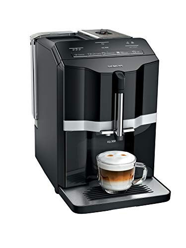 Siemens EQ.300 TI351209GB Bean to Cup Automatic Coffee Machine - Black
