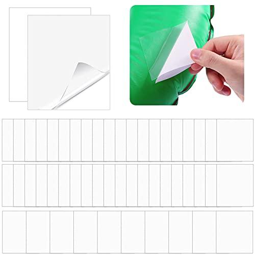 Outus 50 Pieces TPU Inflatable Patch Repair Kit Self-Adhesive Repair...