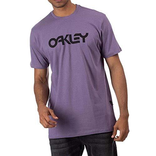 Camiseta Oakley Mark Ii Masculina Roxa