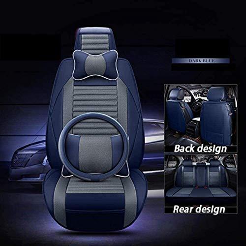 Cubierta de silla de coche para Usado para Cubierta de asiento de automóvil for cuero con lino Cubi