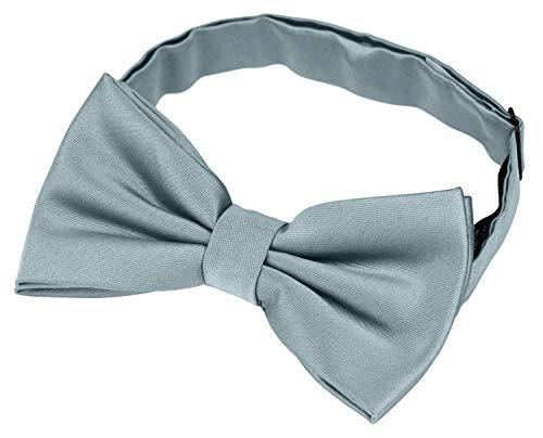 Helido Vlinderdas voor heren, 12 verschillende kleuren strik/vliegen geschikt voor overhemd en pak of smoking + geschenkdoos