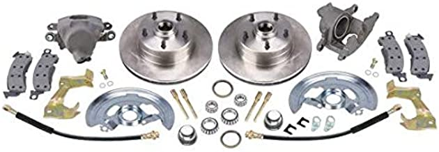Deluxe 1964-74 GM Car Front Disc Brake Kit