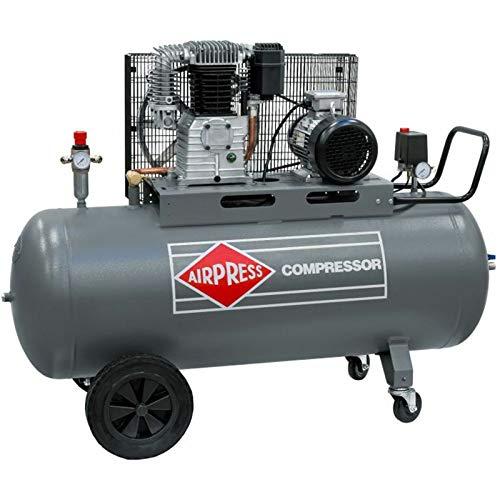 BRSF33 ölgeschmierter Compresor De Aire Comprimido HK 650–270(4KW, 11bar, 270L Caldera, 400V) Gran pistón de Compresor