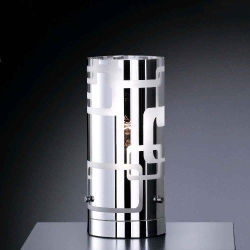 Honsel Leuchten 91991 Seventies Spiegel - Lámpara de mesa