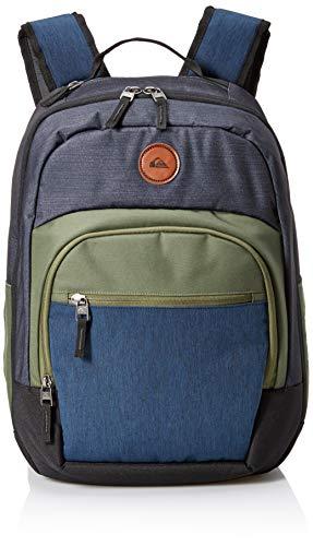 Quiksilver Men's SCHOOLIE Cooler II Backpack, medium grey heather, 1SZ