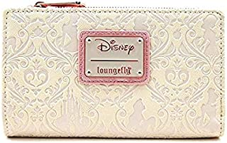 x Disney Princess Damask Debossed Wallet
