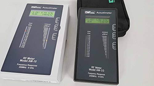 Acoustimeter AM10 HF Elektrosmog Messgerät von deutschem Fachhändler