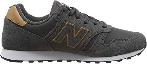 New Balance Herren 373 Sneaker, Grau (Grey Grey), 41.5 EU (7.5 UK)