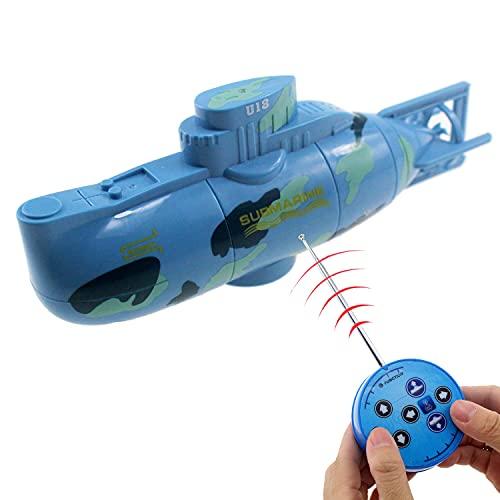 Tipmant Mini RC Submarine Toys Radio...