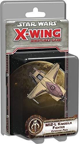 Fantasy Flight Games ffgswx70Star Wars m12-l kimoglia Fighter Erweiterungspackung X-Wing Miniatur Spielzeug, gemischte Farben