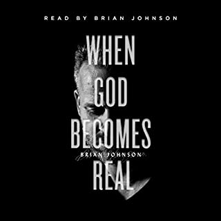 When God Becomes Real audiobook cover art