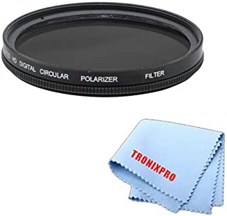 58mm Proシリーズ マルチコーティング高解像度偏光フィルター Pentax SMCP-DA 55-300mm f/4-5.8 ED オートフォーカスレンズ用