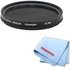 77mm Pro series Multi-Coated High Resolution Polarized Filter For Nikon AF-S Nikkor 24-70mm f/2.8G ED Autofocus Lens, Nikon AF-S Nikkor 70-200mm f/2.8G ED VR II Lens, Nikon AF-S Nikkor DX 18-300mm f/3.5-5.6G ED VR Lens, Nikon AF-S NIKKOR 28-300mm f/3.5-5.6G ED VR Zoom