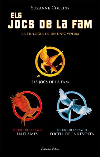 Trilogia Els jocs de la fam (pack) (L' illa del temps Book 94) (Catalan Edition)
