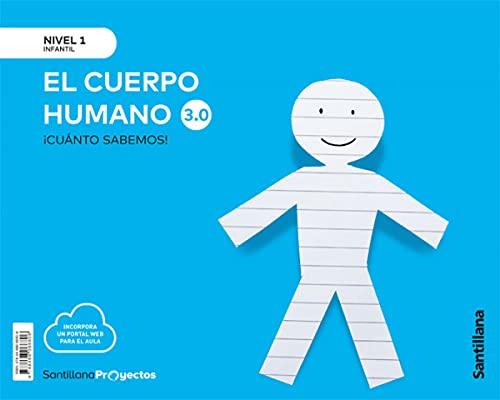 CUANTO SABEMOS NIVEL 1 EL CUERPO HUMANO 3.0