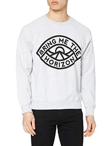 Bring Me The Horizon Herren Eye Sweatshirt, grau, XL