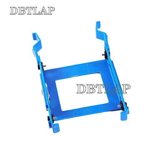 DBTLAP 2.5 SSD Caddy para DELL Optiplex 3050 5050 7050 MT X9FV3 Caddy Disco Duro Bracket