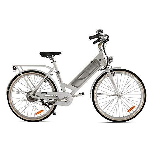 HHHKKK Bicicleta Eléctrica Plegable, 26