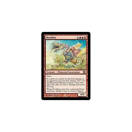 Magic The Gathering - Hostility - Duel Decks: Jace vs Chandra