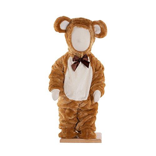 Dress Up Ours en peluche Costume de bébé/enfant, 18–24 mois