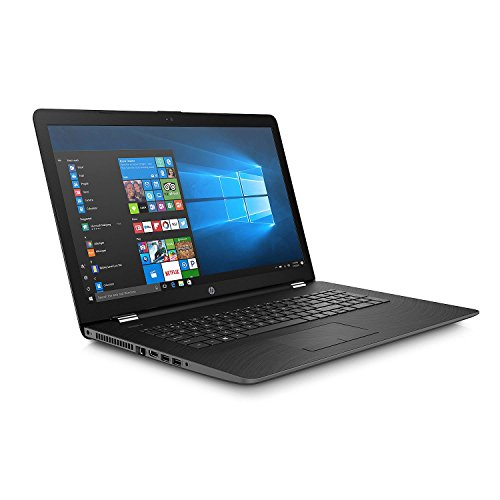 "HP 17.3"" HD+ Notebook (2018 New), Intel Core i3-7100U Processor 2.4 GHz, 8GB Memory, 2TB Hard Drive, Optical Drive, HD Webcam, Backlit Keyboard, Windows 10 Home, Smoke Gray"
