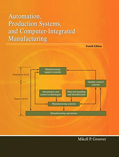 Automation, Production Systems, and Computer-Integrated Manufacturing, Global Edition