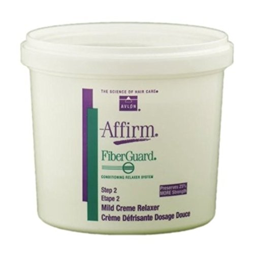 Avlon Affirm Conditioning Creme Relaxer (4LB) Mild