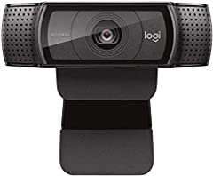 Comes with C920e package, the same version of the c920, the difference is that the package is more compact and environmentally friendly Full-HD video Webcam: The Logitech C920 HD Pro Webcam operates in full-HD 1080p video on Skype and you can stream ...