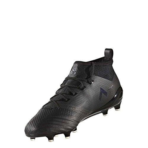 adidas Herren ACE 17.1 Primeknit FG Fußballschuhe, Schwarz (schwarz schwarz), 40 EU