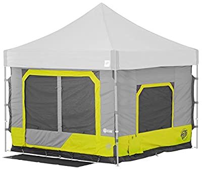E-Z UP Inc Camping Cube 6.4 Tent Outdoor