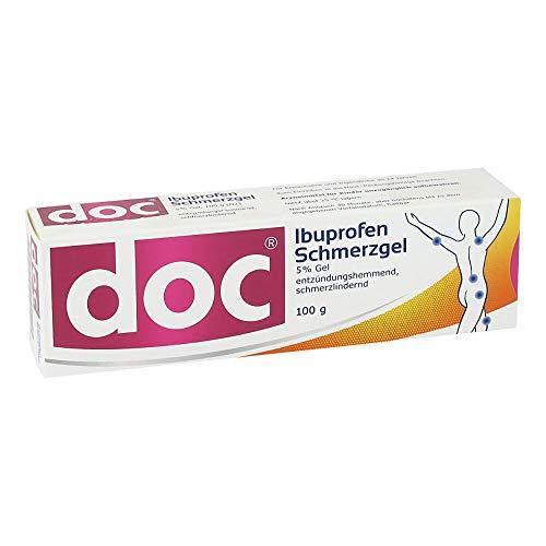Doc Ibuprofen Schmerzgel, 100 g