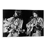 QWDAS King of Pop Vintage-Poster, George Harrison,