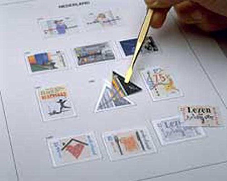 DAVO 2246 Inhalt Luxus Briefmarkenalbum Belgien 20. Jhdt. 1999-2012