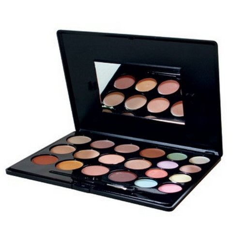(3 Pack) BEAUTY TREATS Professional Camouflage Cream Palette