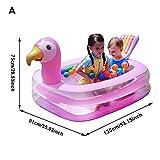 Onlyonehere Aufblasbarer Pool Kinder Verdickter Aufblasbarer Pool Für Kinder Haben Spaß Im Freien